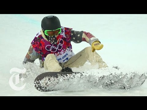 Sochi Olympics 2014 | Riders Cautious of Halfpipe Conditions | The New York Times