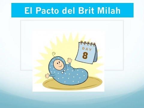 BRIT MILAH (PACTO DE LA CIRCUNCISION)