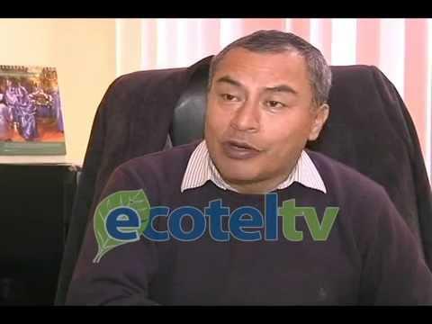 Municipio de Loja hará el lastrado en vías de 58 barrios