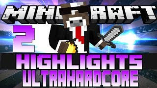 Minecraft UHC Highlights - Episode 2 - Final Battle ( Minecraft Ultra Hardcore )