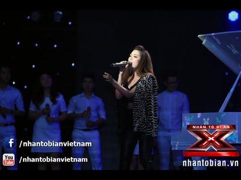 Mashup: Thu Cuối & Để Em Rời Xa - Uyen Nguyen in The X-Factor 2014 in VN