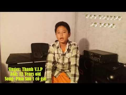 Cực sốc Cậu bé Khmer 12 tuổi Trên Got TaLent At Home - Video chế |SolyHood
