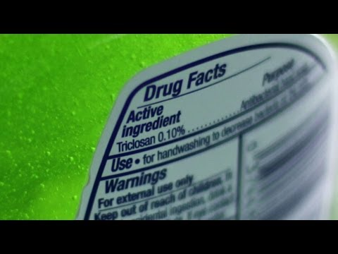 Antibacterial Soap's Dirty Secret