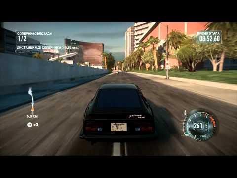 """Джек `n Run - обзор игры """"Need for Speed: The Run"""""""