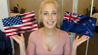 AMERICA VS NEW ZEALAND