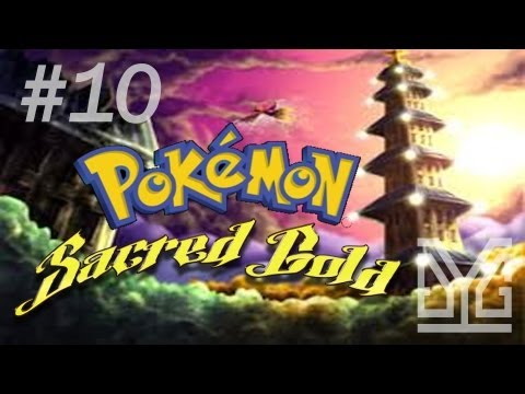 Pokémon Sacred Gold Nuzlocke #10: Công viên