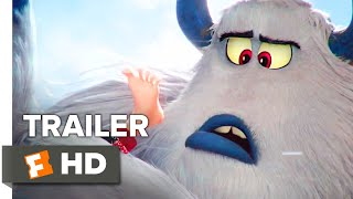 Smallfoot - trailer na kino animák