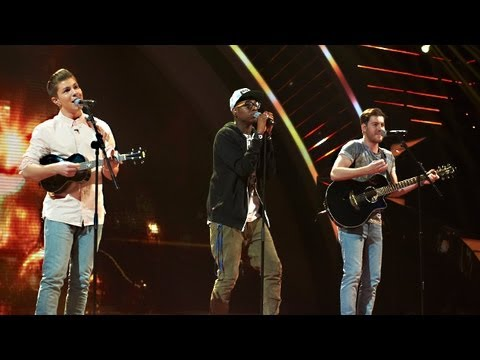 Loveable Rogues Lovesick - Britain's Got Talent 2012 Live Semi Final - UK version