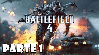 Battlefield 4 Gameplay Walkthrough Parte 1 Español