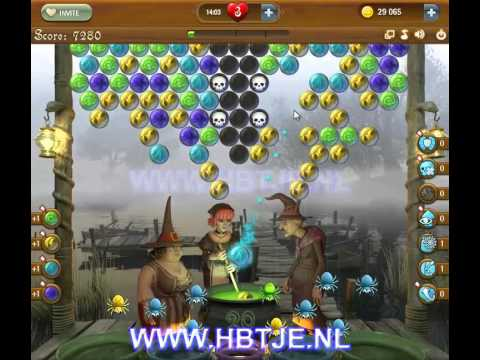 Bubble Witch Saga level 59