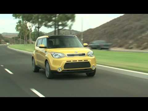2014 Kia Soul, First Drive with Orth Hedrick