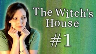 The Witch's House: Part 1 Indie Horror Game Walkthrough