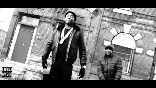 Meek Mill ft Jadakiss: Heaven or Hell [BTS]