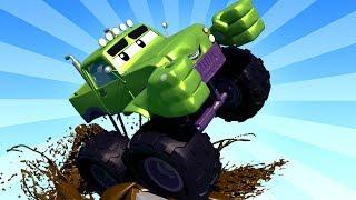 Mesto áut - Marley sa premení na Hulka