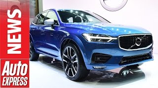 All-new Volvo XC60 unveiled: the XC90's little brother has arrived!. Auto Express.