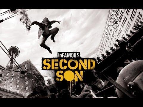 InFamous: Second Son - Primeiros minutos Dublado Pt Br