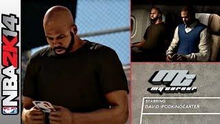 NBA 2K14 My Career Mode PS4 Ep 1 The Creation Of David