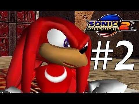 Sonic Adventure 2- Knuckles Part 2 (DREAMCAST)