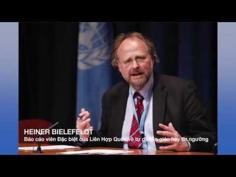 Bản Tin Đặc Biệt Về Tự Do Tôn Giáo và Tín Ngưỡng Tại Việt Nam Từ Liên Hiệp Quốc Geneva, Switzerland