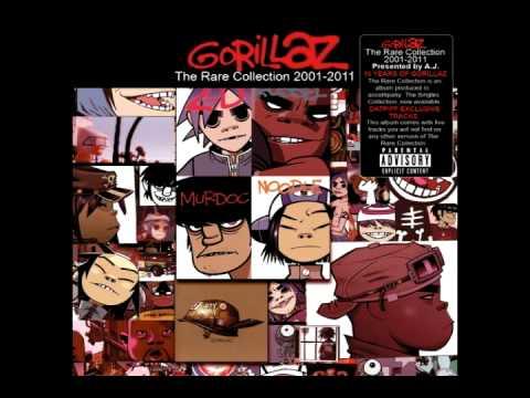 Gorillaz The Singles Collection 2001 2011 Full Album
