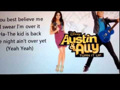 Ally and austin lyrics