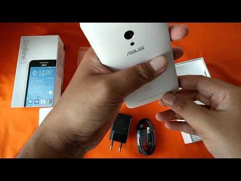 Unboxing ASUS Zenfone 5 (Indonesia)