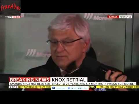 Amanda Knox Found Guilty, Amanda Knox Sentenced To 28 Years In Prison, TONIGHT MUZIK