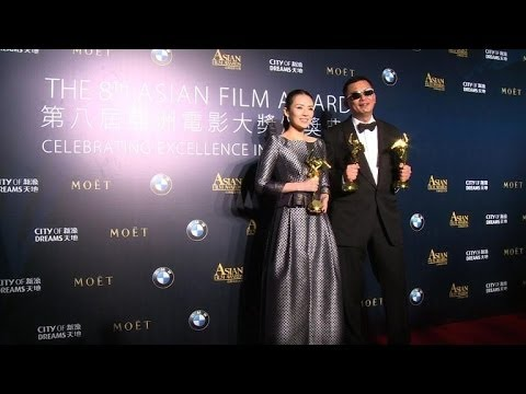 Wong Kar-wai's 'Grandmaster' sweeps Asian Film Awards