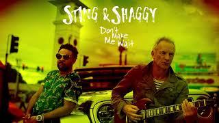 Sting & Shaggy - Don't Make Me Wait (audio)