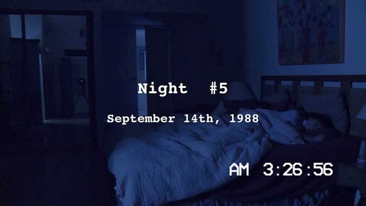 paranormal activity 3 alternate ending hd youtube