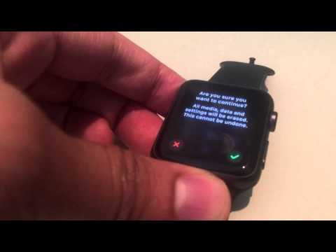 Thieves can bypass Apple Watch passcode to pair a stolen watch with their own phone