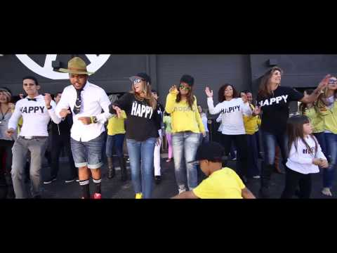 Pharrell Williams Happy (Peace Love World Cover)