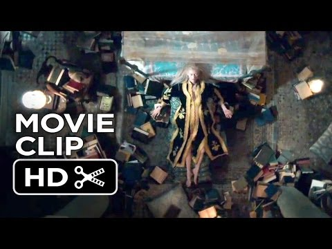 Only Lovers Left Alive Movie CLIP - Beginning (2014) - Tilda Swinton, Tom Hiddleston Movie HD