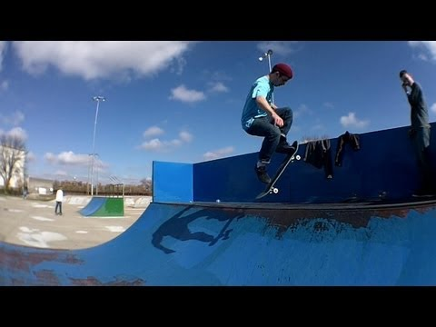 Mini Ramp Montage