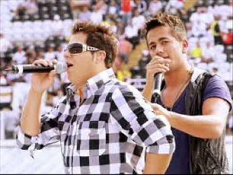 Hugo e Tiago musica nova gaguinho