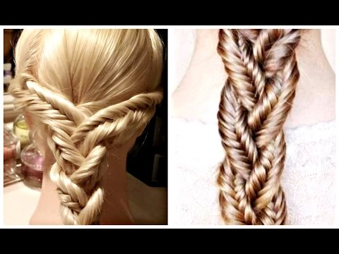 Coafuri Vara - Easy Summer Hairstyles - Tutoriale Crix