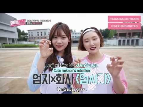 [ENG SUB] 160825 SHOWTIME Ep. 8 - Last Episode (Mamamoo X Gfriend) Full Episode