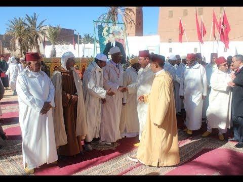 ملتقى سيدي احمد الهواري بتنجداد على القنوات الوطنية