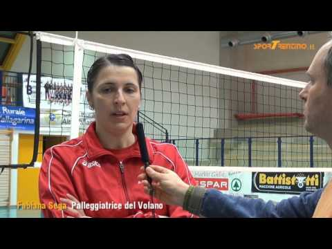 Copertina video Fabiana Sega (Acquablù Volano)