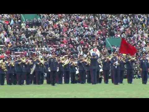 """الأرجنتين تحتفل بذكرى استقلالها بأغنية """"صوت الحسن ينادي"""""""