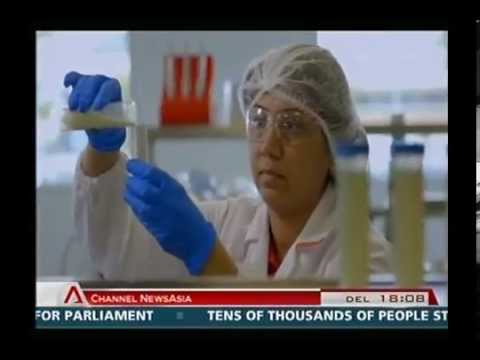 Mondelez International's feature on Channel NewsAsia's Singapore Revealed (2014)