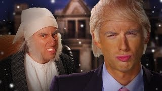 Donald Trump vs Ebeneezer Scrooge: Epic Rap Battles of History
