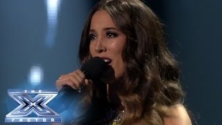 "Alex & Sierra Perform ""Say My Name"" THE X FACTOR USA 2013"
