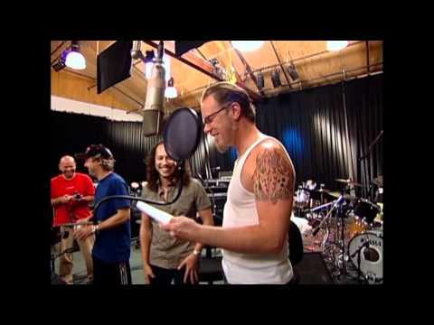 Metallica Funny Moment