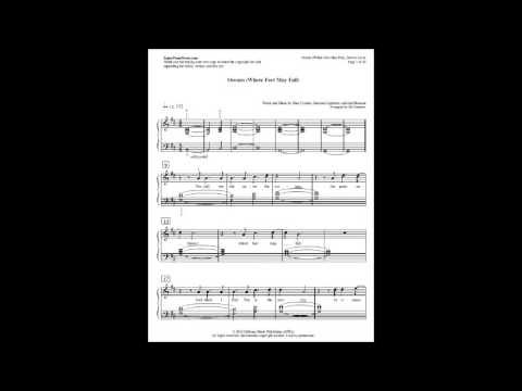 Piano notes for 3000 miles chords