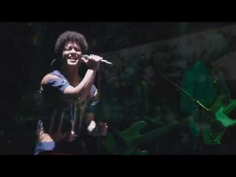 Bruno Mars - Gorilla Live (First Ever Performance)