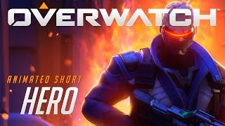 "Overwatch - Animated Short - ""Hero"""
