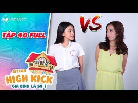 Gia đình là số 1 sitcom | tập 40 full: Thu Trang tức giận vì con trai Đức Minh bị Yumi ăn hiếp
