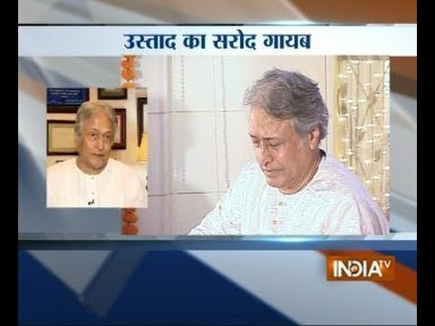 Amjad Ali Khan's Sarod Missing From British Airways Flight