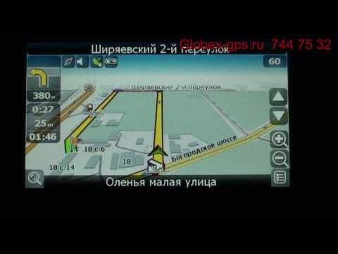SHTURMANN Link 5000 3G видео обзор, характеристики, инструкция, цена, отзывы